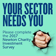Complete the 2017 Charity Investment Survey