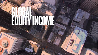 Global Equity Income strategy